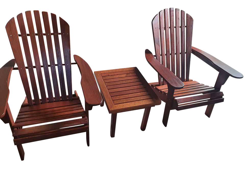 Adirondack Chairs Hand Made Brisbane