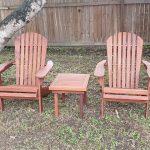 Adirondack chair Outdoor furniture